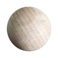 Мяч тренировочный деревянный